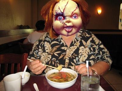 Chucky grasa
